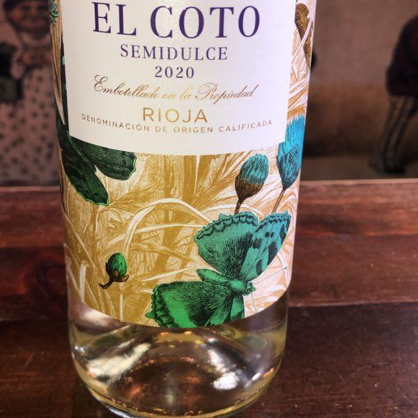 (Rioja Semidulce) El Coto